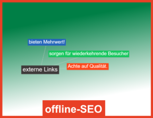 externe Links SEO